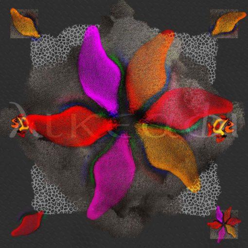 Ethnic flowerfish
