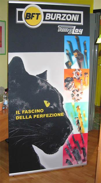Banner BFT Burzoni