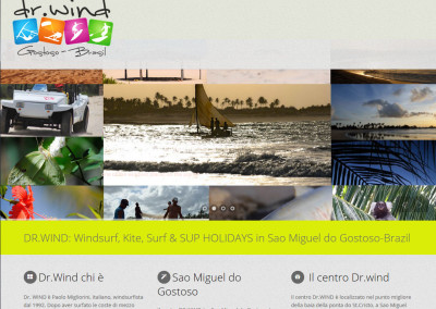 Dr.Wind Windsurf/kite Center Brasil