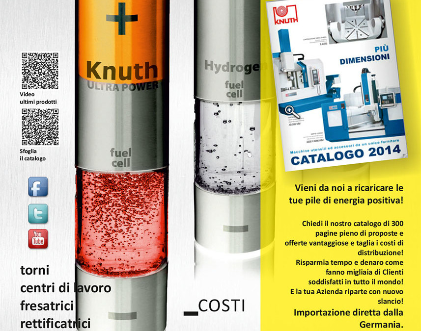 Campagna Knuth 2014