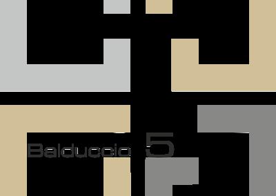 Marchio per progetto Centro residenziale Balduccio 5