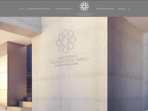 Studio Tecnico Edoardo Colombo Website