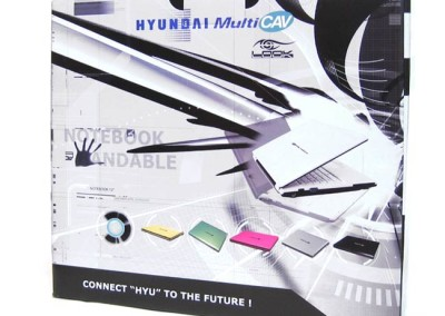 Scatola Notebook Hyundai