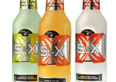 Etichette linea S&X