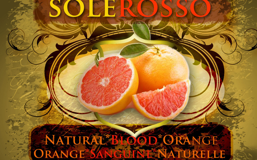 Sole Rosso Blood Orange