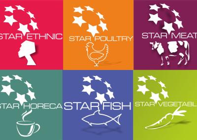 Marchi Star linee di prodotto