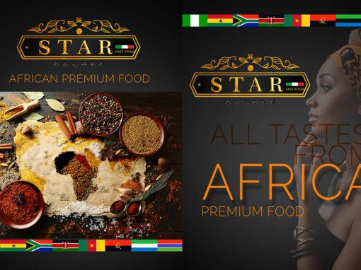 materiali fiera Star Fast Food